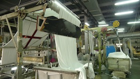 AGC Textile Factory Equipment